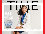 Gitanjali Rao, Kid of the Year