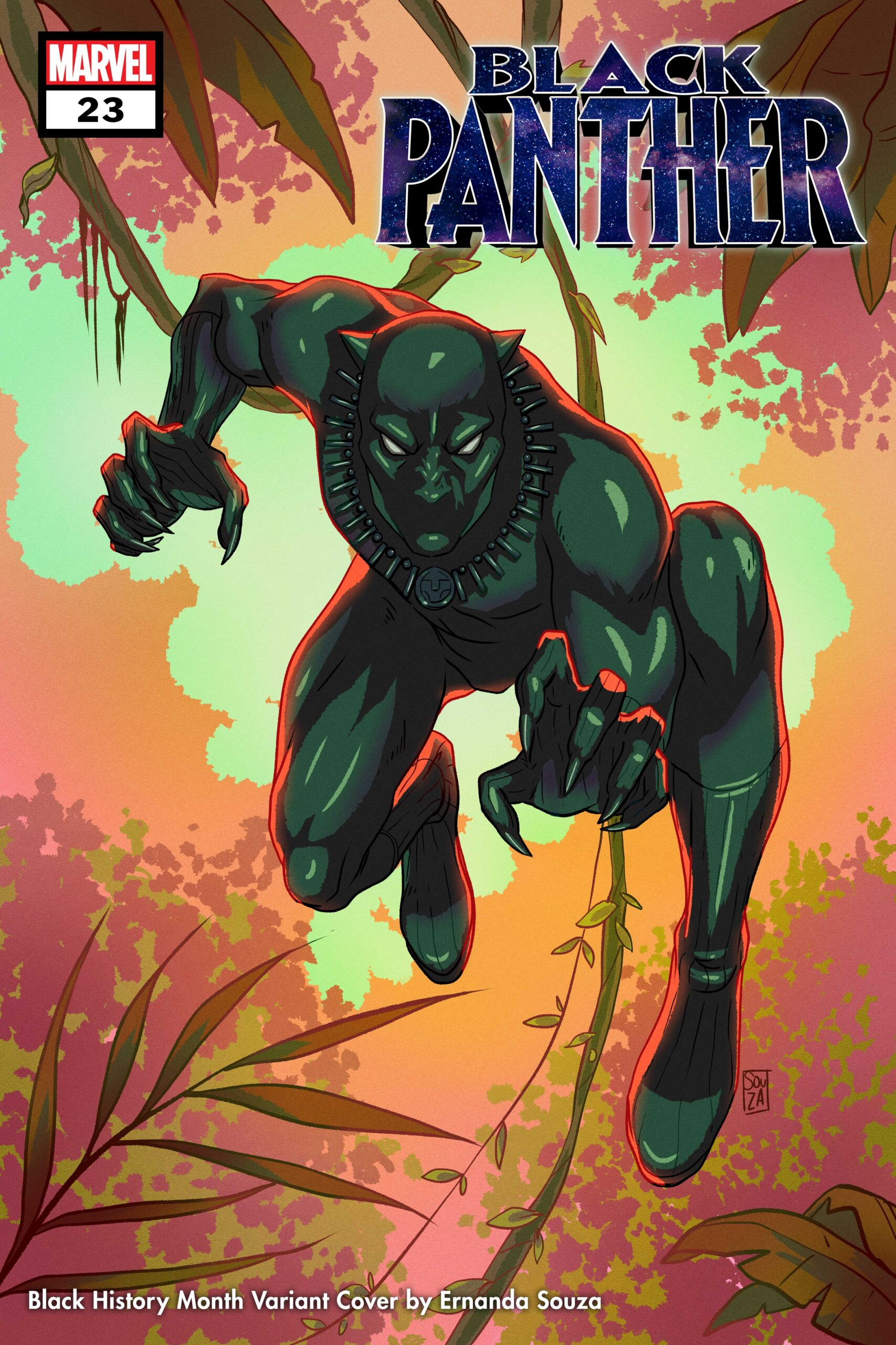 Black Panther 23 Black History Month