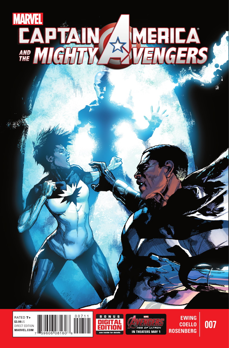 Captain AMerica and the Mighty Avengers 7