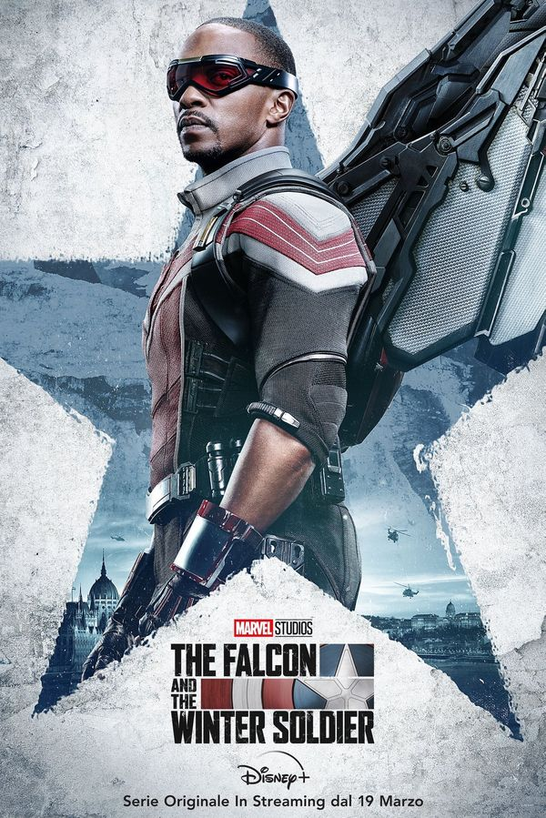Falcon and Winter Soldier: Sam Wilson