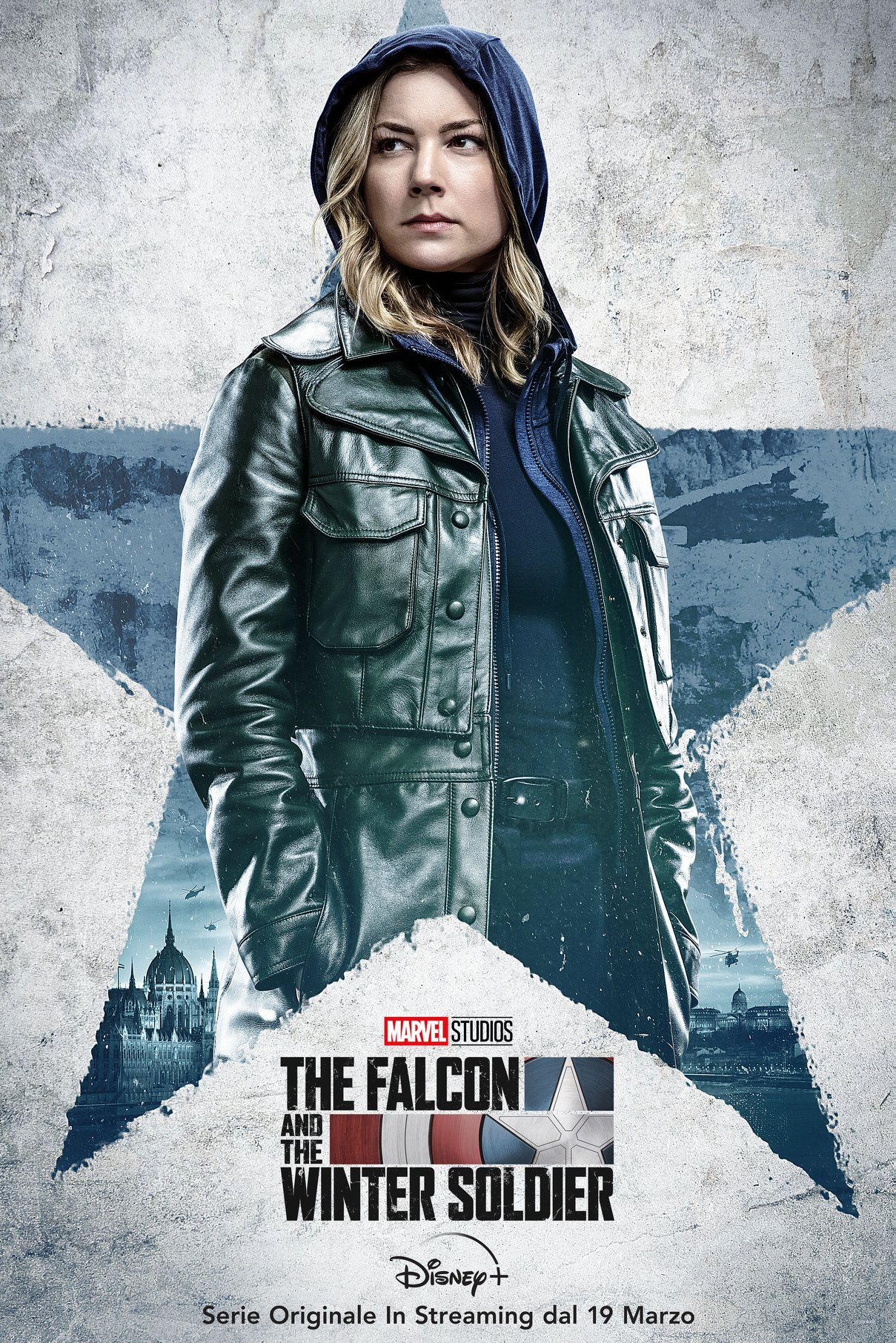 Falcon and Winter Soldier: Sharon Carter