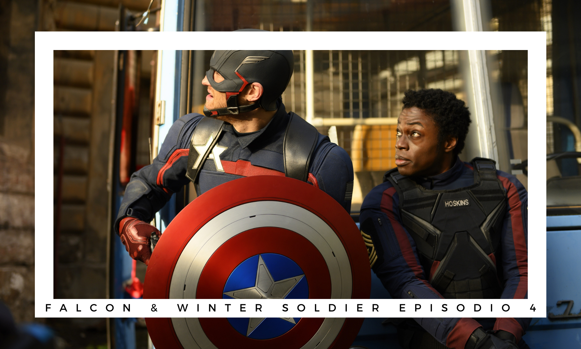 Il quarto episodio di The Falcon and the Winter Soldier